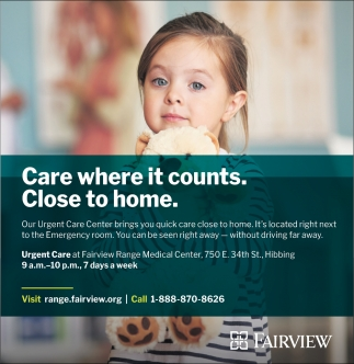 Care Where It Counts.