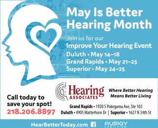 Hearing Month