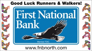 Good Luck Runners & Walkers!