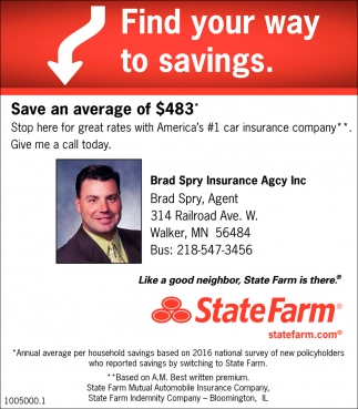 Brad Spry Insurance Agency