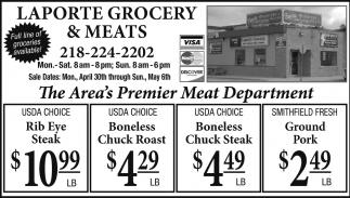 Laporte Grocery & Meats