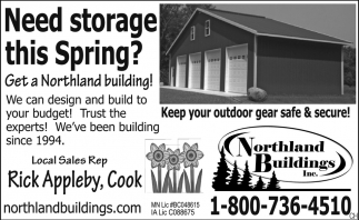 Need Storage This Spring?