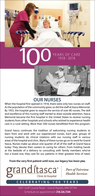 100 Years Of Care
