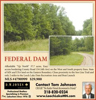 Federal Dam