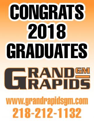 Congrats 2018 Graduates