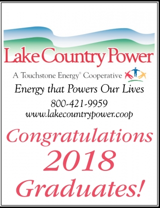 Energy That Powers Our Lives Lake Country Power Grand Rapids Mn