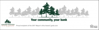Your Community, Your Bank.