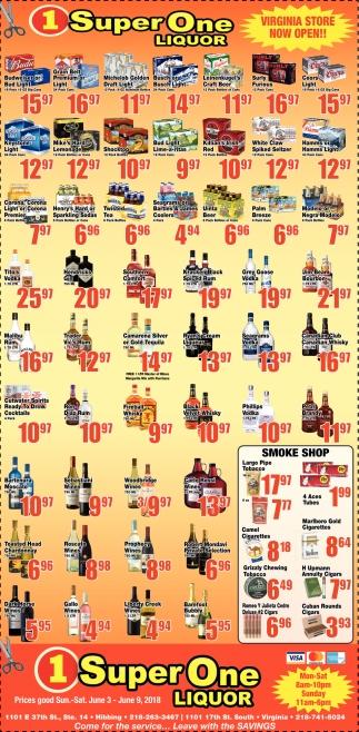 Super One Liquor