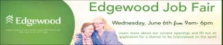 Edgewood Job Fair