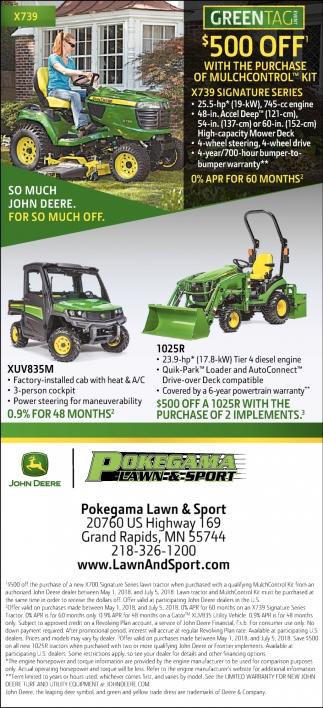 Pokegama Lawn & Sport